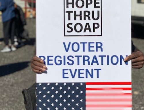 Voter Registration Events Wrapped Up