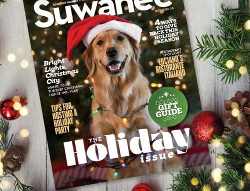 Hope thru Soap was featured in Suwanee Magazine